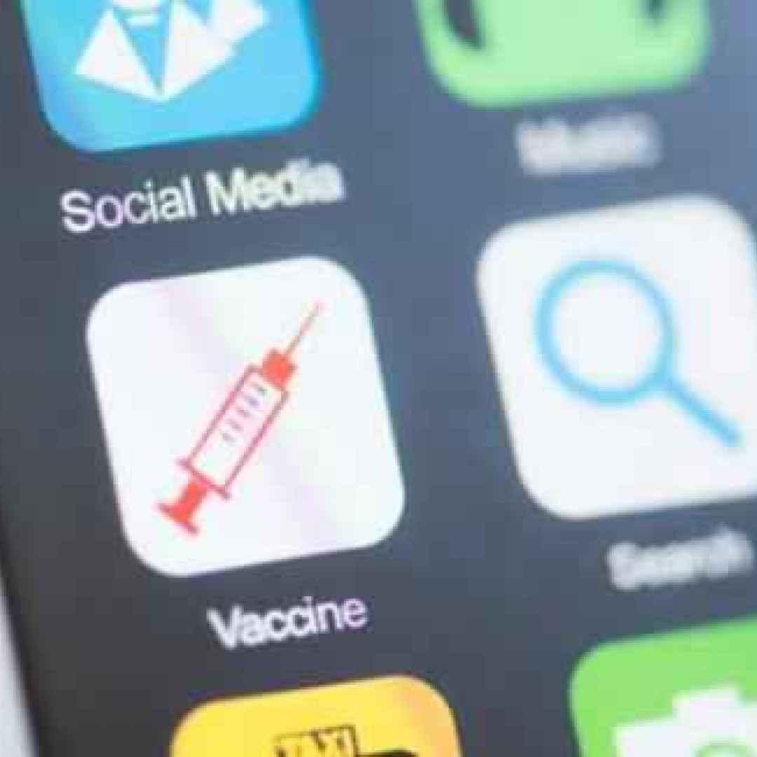 no-vax  social