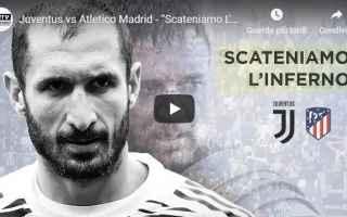Champions League: juventus  juve  calcio  video  tifosi