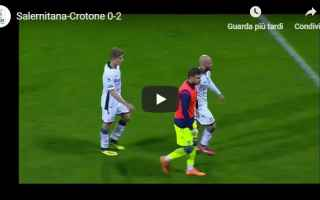 salertinana crotone video gol calcio
