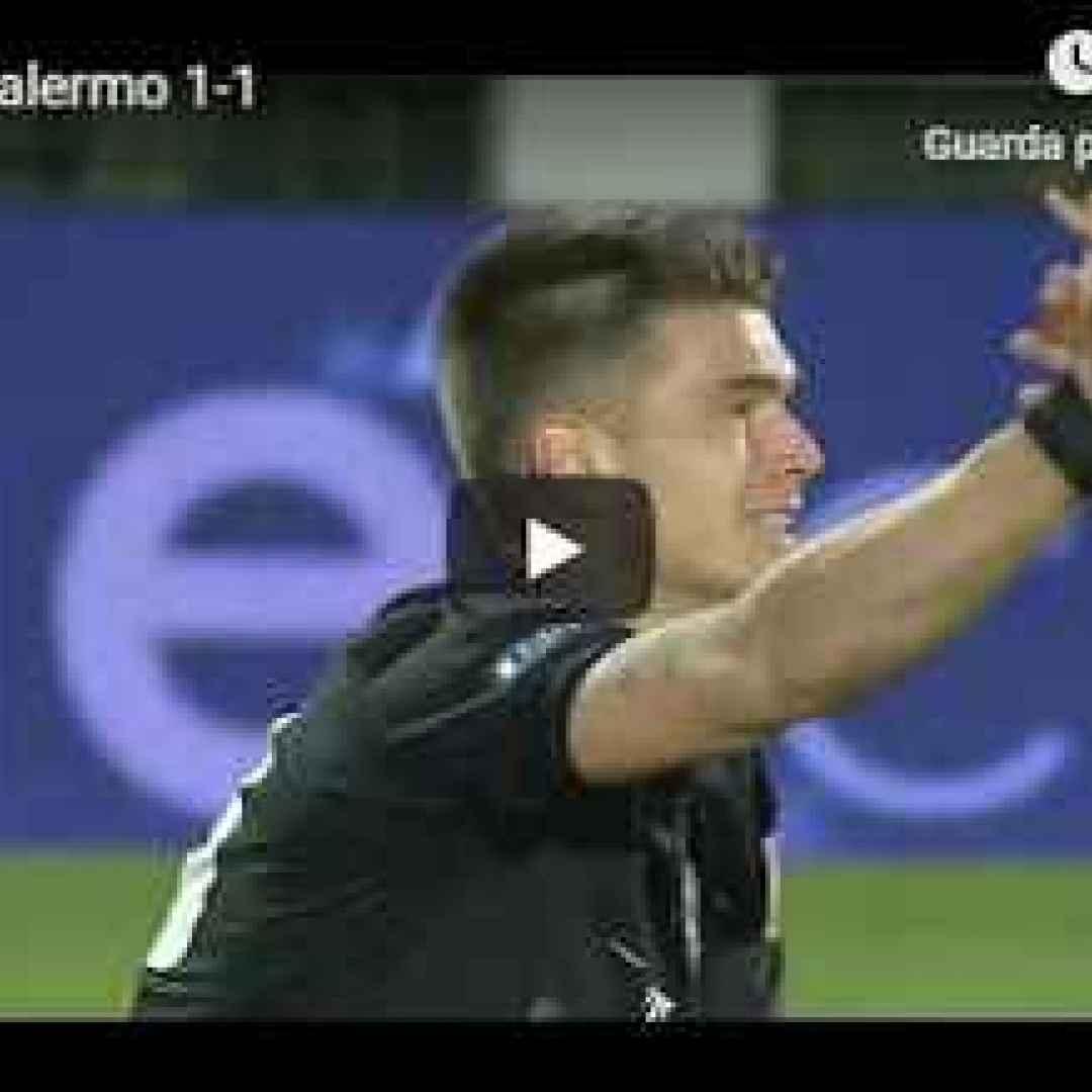 venezia palermo video gol calcio