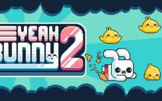 yeah bunny 2  android  iphone  retrogame