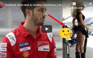 MotoGP: qatar motogp motori video girls