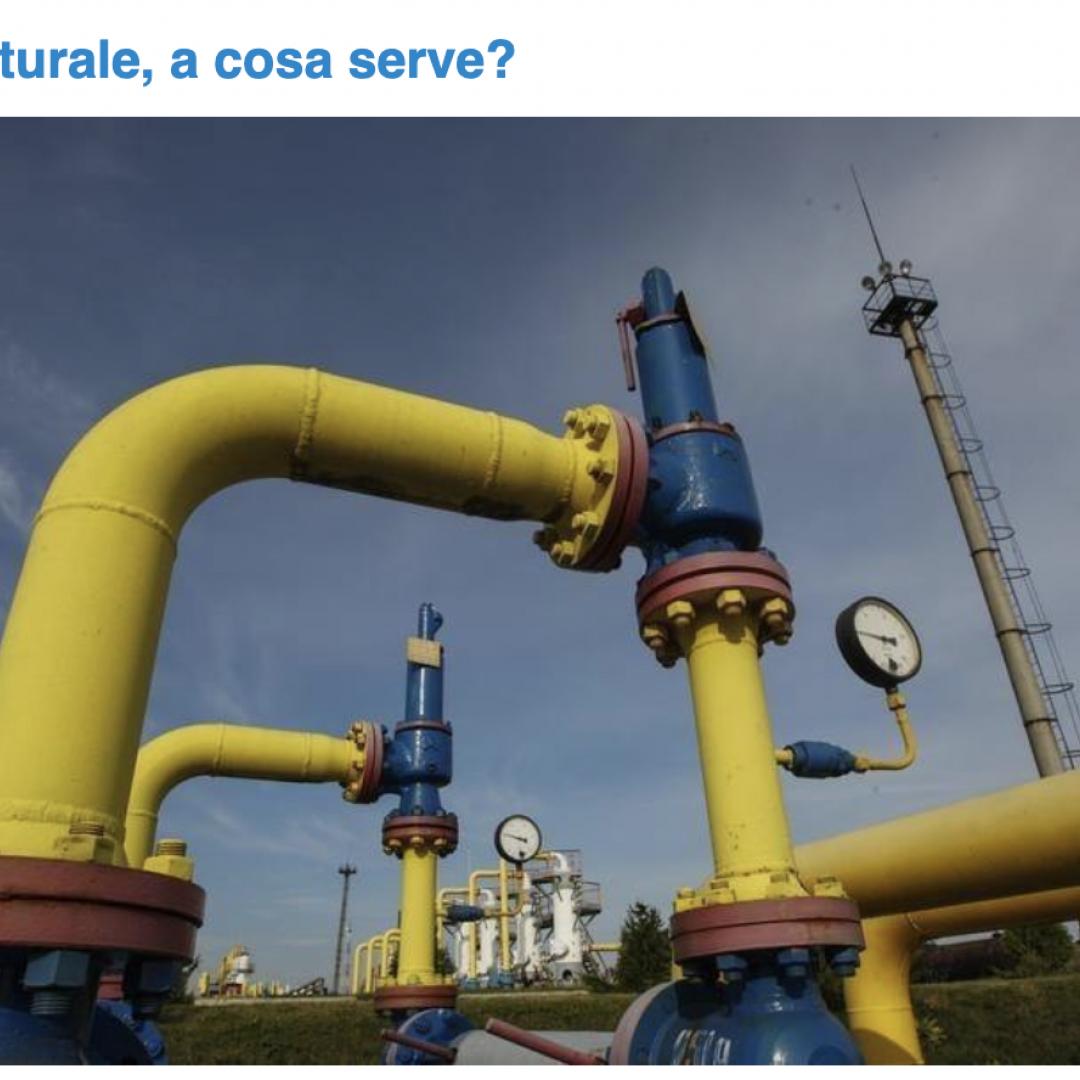gas naturale quotazione  prezzi  trading