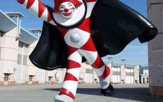 Cultura: Viareggio è tanta roba! Un insieme di emozionanti scenografie animate, maschere e sorrisi