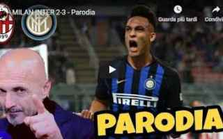 milan inter video calcio gli autogol
