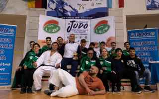Sport: judo  cus cosenza  trofeo italia