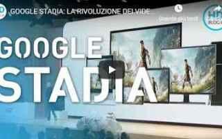 Giochi Online: google stadia videogiochi videogame