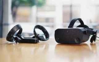 Gadget: realtà mista  visore