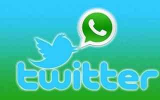 twitter  whatsapp