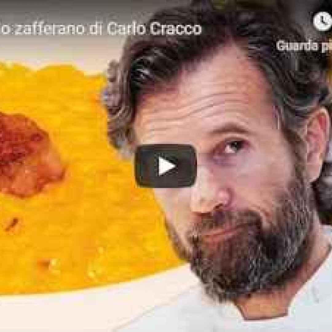 video ricetta carlo cracco risotto