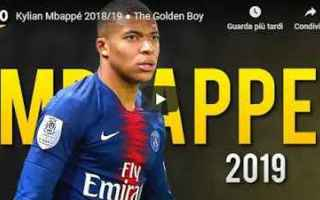Calciomercato: real madrid video mbappé calcio psg