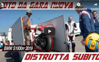 Motori: moto motori bmw campionato video