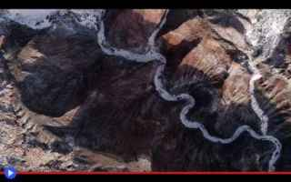Ambiente: territorio  geologia  montagne  oriente