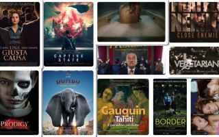 Cinema: film al cinema  border dumbo