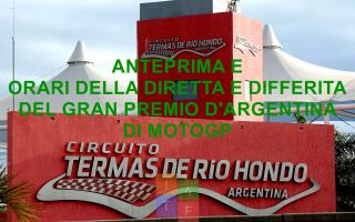 MotoGP: motogp  argentinagp