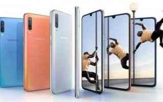 Cellulari: galaxy a70  smartphone
