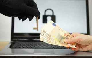 Sicurezza: cybersecurity  ransomware