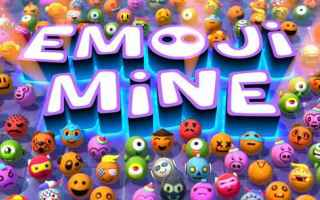 Mobile games: emoji android iphone puzzle videogioco