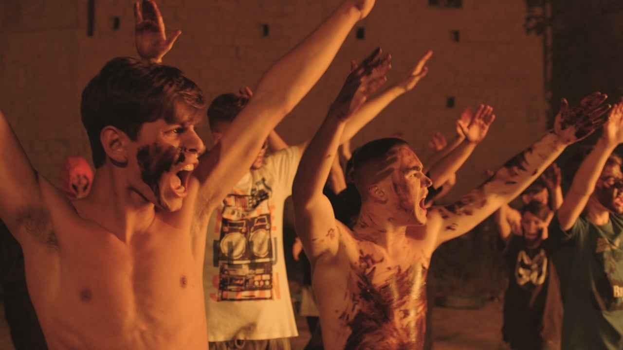 La Paranza Dei Bambini Italiano Film Completo Streaming Ita Altadefinizione Cineblog Saviano