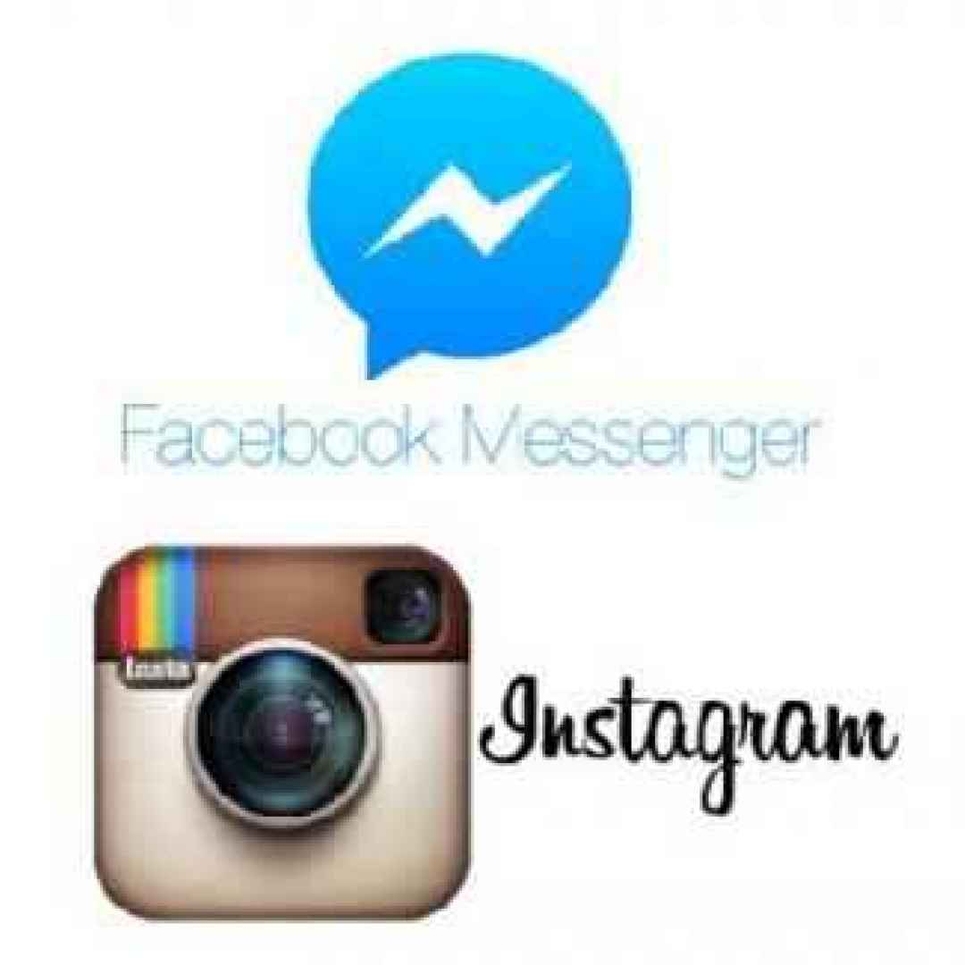 messenger  instagran