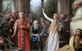 Cultura: camelot  ginevra  graal  lancillotto