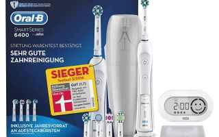 Salute: spazzolino  elettrico  denti