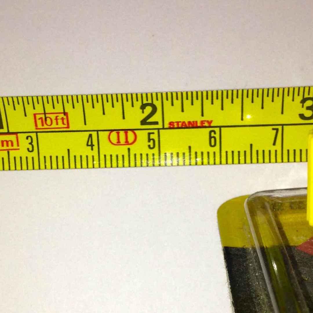metro  pollici  centimetri