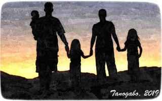 Cultura: famiglia  gioie  mamma  prosa rimata