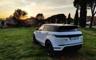 Automobili: evoque  range rover  suv