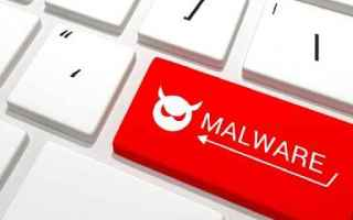 Sicurezza: cybersecurity  malware