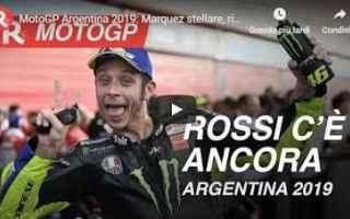 MotoGP: moto motori motogp video rossi