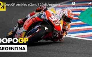 MotoGP: moto motori video motogp argentina