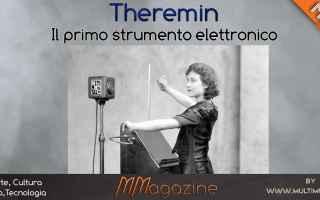 strumentoelettronico  theremin