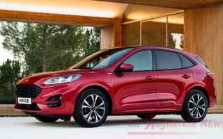 Automobili: kuga  ford  hybrid