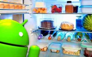 frigo dispensa android soldi risparmio