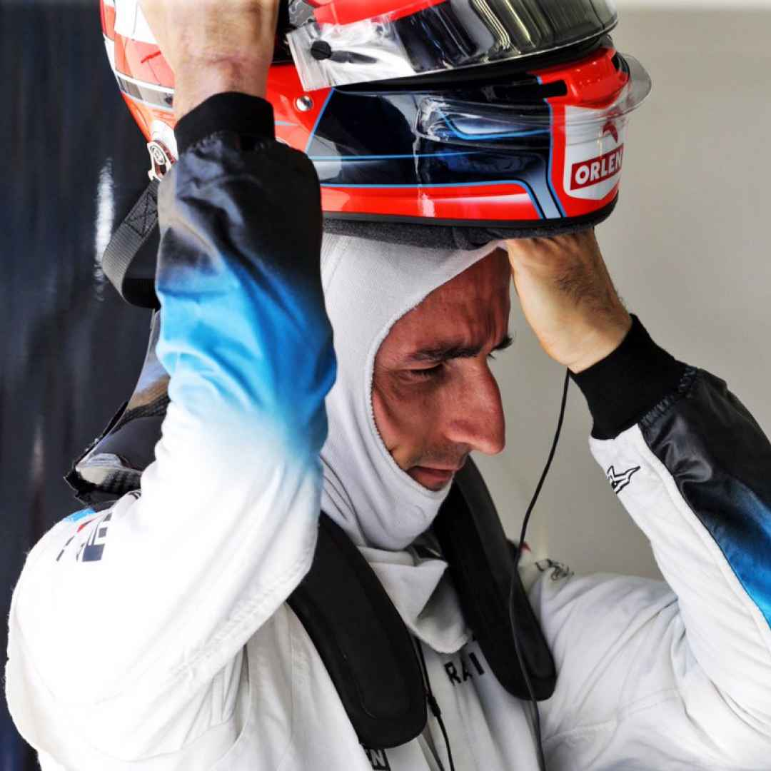 f1  formula 1  kubica  williams