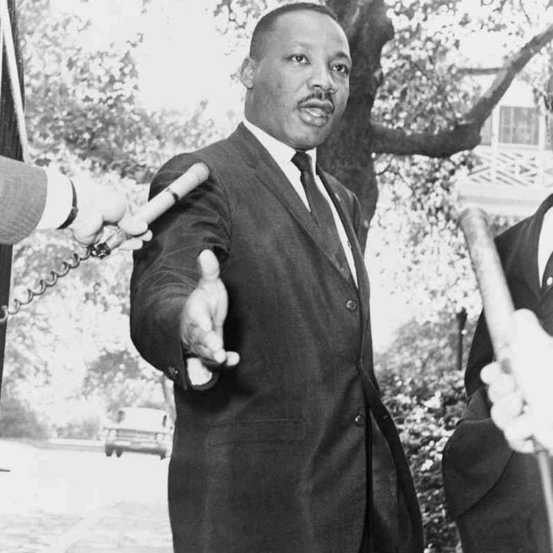martin luther king nostri giorni