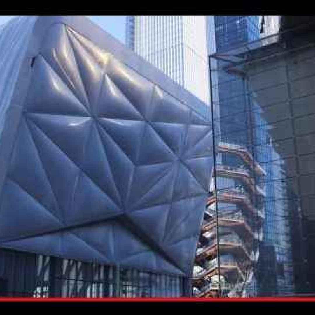 architettura  new york  edifici  cultura