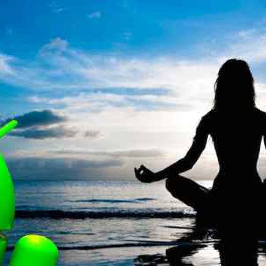 yoga salute benessere sport android apps