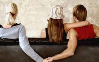Psiche: tradimento  coniugale  lutto
