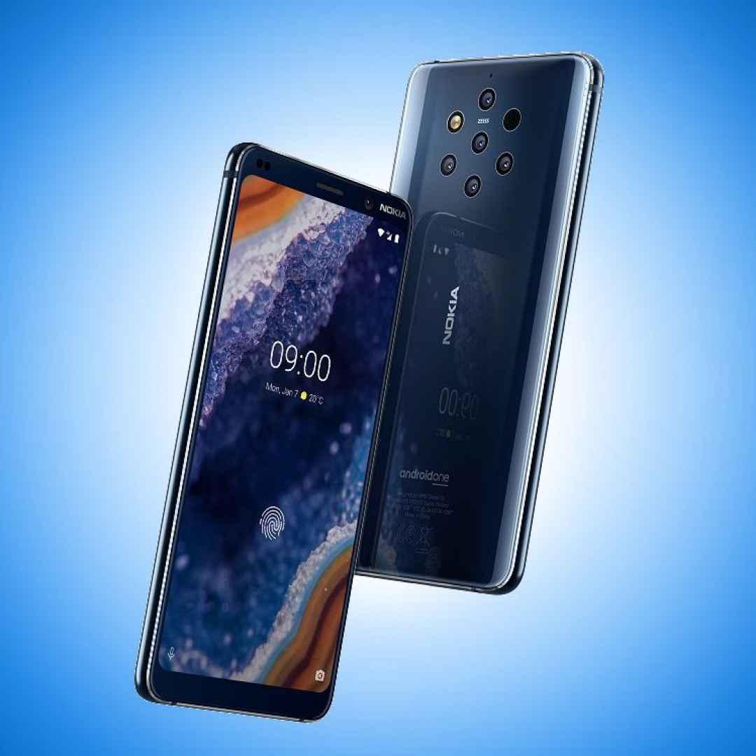 nokia 9 pureview  nokia  smartphone