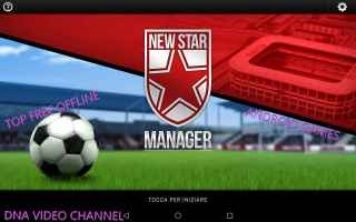 Mobile games: manager  android  ios  soccer