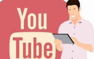 FABRIZIO FERRARA - Non tutti gli aggiornamenti di YouTube esposti in sede di articolo sono di gran r