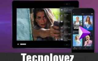 App: mediaset play app