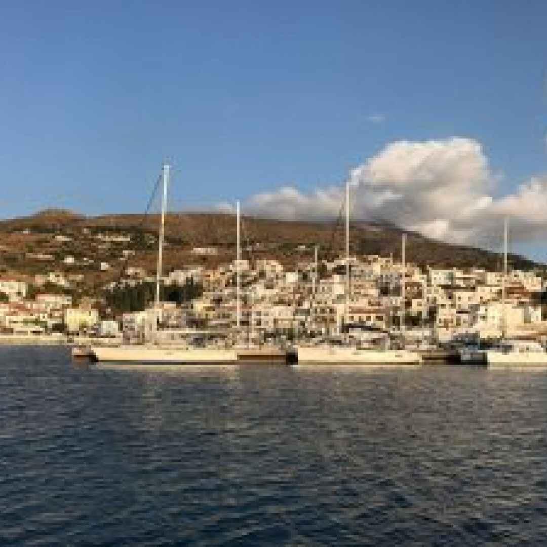 grecia  barcaavela  andros  tinos