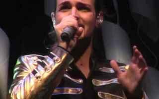 Musica: valerio scanu  amici  maria de filippi