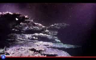 Ambiente: mare  oceano  vulcanismo  geologia