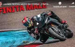 Motori: moto motori yamaha video sport
