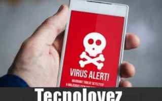 Sicurezza: android malware android