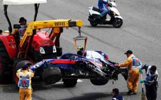 Formula 1: f1  chinesegp  race1000  albon  toroross